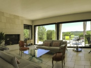 Maison d'architecte avec gite, vue panoramique, proche Cahors