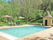 Historic manor house and outbuildings converted into gites and guest rooms