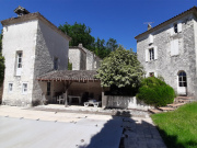 Charming property of character with 4  gîtes near a tourist village