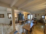 Campagne lot et garonnaise, belle maison en pierre, 6 chambres