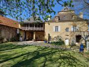Belle demeure, maison bourgeoise, grange, parc à vendre, Aveyron