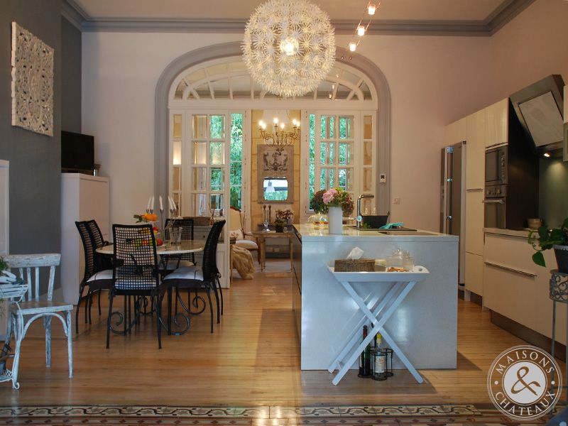 Carrelage Maison Bourgeoise #8: Centre Ville Bergerac, Somptueuse Maison De Maitre à Vendre