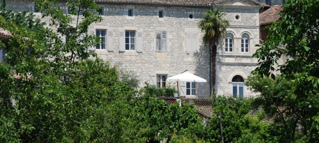 House in Tarn et Garonne with great views, in Quercy blanc.