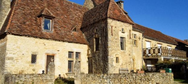 16th century Master house in Black Perigord