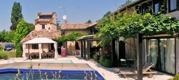 Propri�t� avec maison d'h�tes et g�tes � vendre dans le Tarn et Garonne