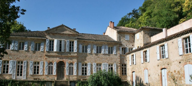 Beautiful Château dating from 1736 with outbuildings on 13 hectares