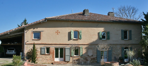 Country house between Toulouse / Montauban / Gaillac