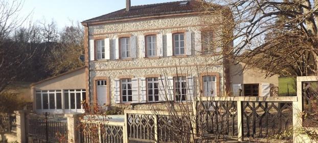 Charmante maison de maître à vendre dans le Tarn et Garonne