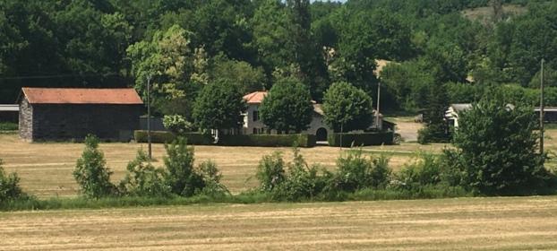 Charmante ancienne ferme, 12 hectares, dans le Tarn et Garonne
