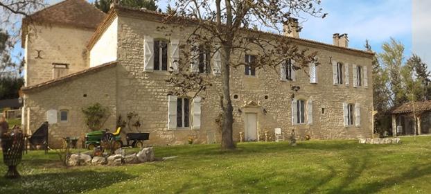 Maison de Maitre in the Tarn et Garonne in a nice village