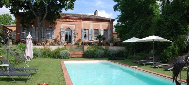 Proche Toulouse, Maison de Maître aux bases XVIème, très belle demeure