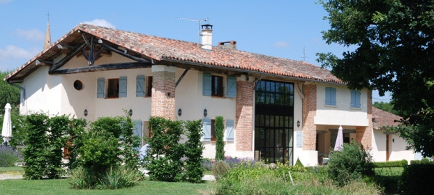 Farm from the 18th, entirely restored, between Toulouse and Montauban