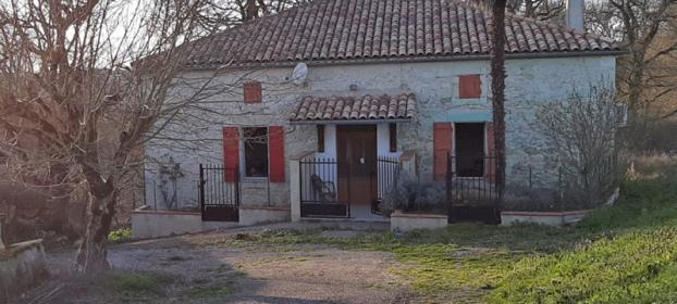 Charming farmhouse in the Lot et Garonne region