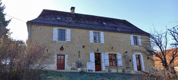 Lot in Bouriane, housing estate on 12 hectares of meadows and woods.