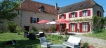 Quiet location, close to amenities, restored farm with swimming pool