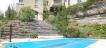 Maison d'architecte avec piscine et vue imprenable sur la ville