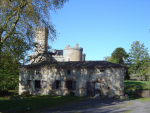 Château fort,  monument historique a vendre limite Dordogne, Limousin