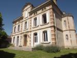 Magnifique maison de maitre du XVIIIème siècle au coeur d'un village