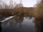 Sur affluent de la Garonne,  Moulin à eau du XIXème Siècle