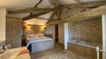 Campagne lot et garonnaise, belle demeure en pierre, 6 chambres