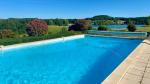 Maison 4 chambres, Grange, calme. Vue panoramique. Lot et Garonne