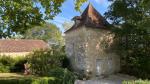 3 maisons et pigeonnier en pierres, Lot et Garonne, près d'Agen