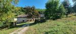 Ancienne fermette  avec dépendances dans le Quercy Blanc.