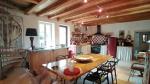 En campagne maison avec piscine, cuisine d'été, 4 chambres, grange et puits